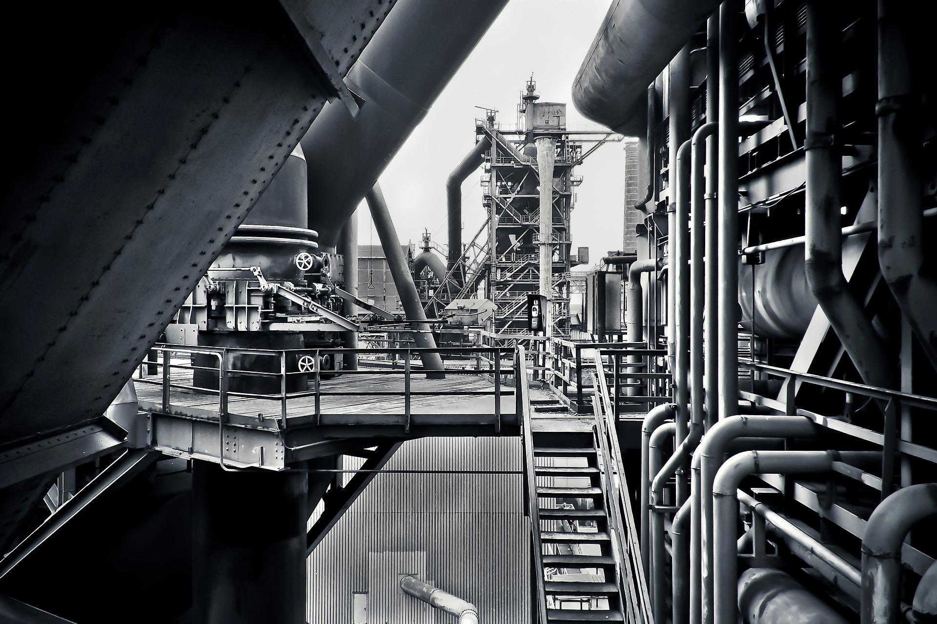 Gebäudereinigung Dienstleistungen Industriereinigung