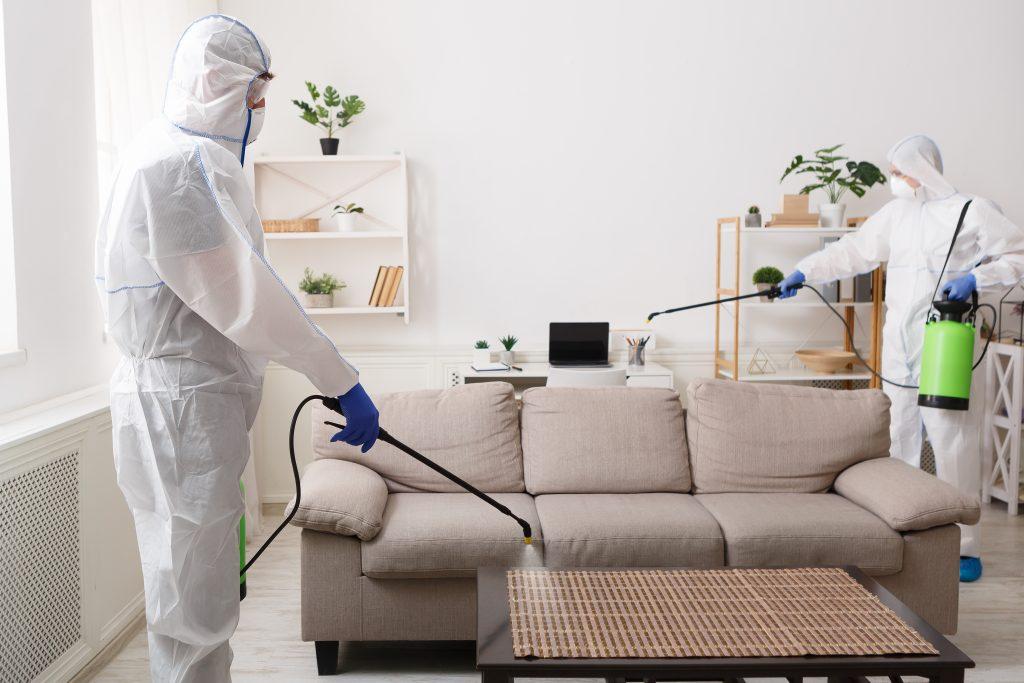 Kimia GmbH Desinfektion Dienstleitungen